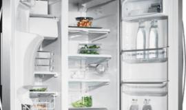 Запчасти и комплектующие для холодильников