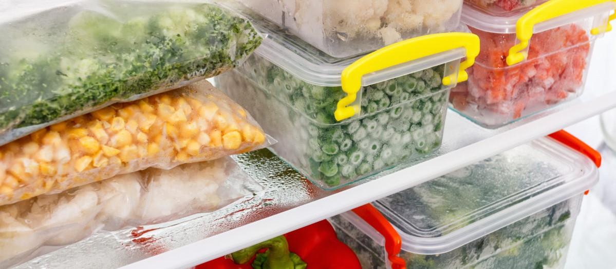 холодильник перемораживает фотография